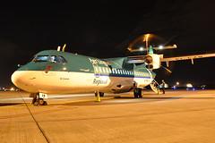 EI-FAW ATR72-600 Aer Lingus Regional (Aer Arann) (n707pm) Tags: ireland dublin airplane airport aircraft airline delivery turboprop atr atr72 aerospatiale aerarann eidw stcronan aerlingusregional 26112013 eifaw rea112p cn1122