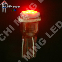 LED T6.5 wedge high bright (xpeledming) Tags: high bright led wedge t65