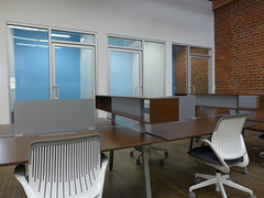 Dedicated Workstations, & Small Private Offices