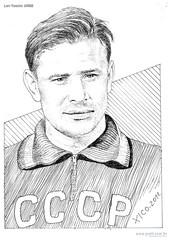 Lev Yashin URSS