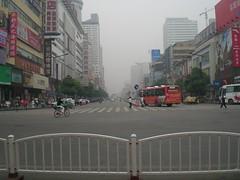 pedestrian area (SUTP) Tags: china road cycling asia pedestrian safety crosswalk developingcountry changsha brics pedestrianfacilities