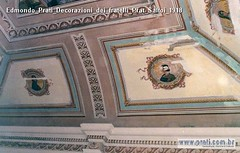 Edmondo Prati Decorazioni dei fratelli Prat Saltoi 1918