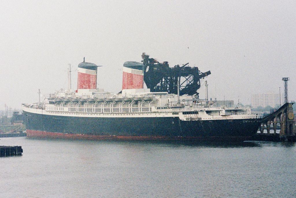 ss united states   193 26a captain martini tags cruise cruising