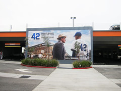 Entertainment, 42 at Rave Baldwin Hills, Stretched Banner