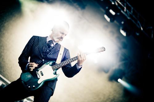 Triggerfinger Live Concert @ Ronquieres Festival-3182