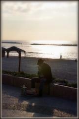 Tel Aviv Beach, Israel (Aussieshutterbug) Tags: reflection beach church israel telaviv christ muslim islam jerusalem religion pray jesus middleeast synagogue domeoftherock mosque jewish zion holyland israeli yarmulke westernwall alaqsa wailingwall sepulchre sepulcher