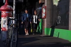 Summertime (Ranga 1) Tags: girls urban canon candid fitzroy australian streetphotography australia melbourne streetscene victoria suburbs cinematic brunswickstreet davidyoung vegiebar innersuburbs innermelbourne ef24105mmf4lusm canoneos5dmarkii