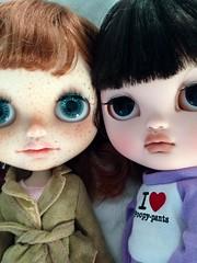Soleil & Jooli-Xan <3