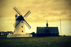 Week 8 ~  Cross Process. (Yvette-) Tags: windmill lytham nikond5100