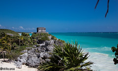 Mxico Riviera Maya (stibcasa) Tags: sol mxico del mar los riviera maya playa arena carmen mayas playas vision:mountain=0554 vision:outdoor=099 vision:clouds=0774 vision:sky=0828 vision:ocean=0506