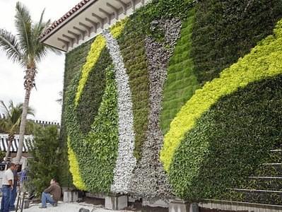 Muro Jardin Muro Verde Exterior Interior Jardin Valla Antigona - Muros-jardin