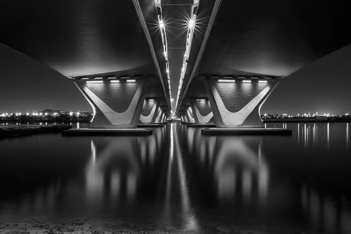 Garhoud Bridge | Dubai, UAE