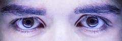 My Eyes (© Ahmed rabie) Tags: lighting face look eyes serious led
