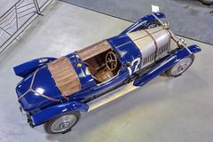 1922 Voisin C3 Strasbourg Grand Prix (dmentd) Tags: strasbourg grandprix 1922 c3 voisin