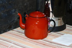 Proper teapot (Graham  Sodhachin) Tags: official royal visit 1940s opening tunnels period ramsgate dukeofkent ramsgatetunnels swingnoir