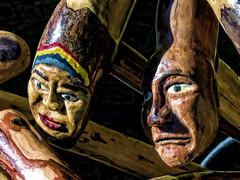 Cane-tankerous (Wes Iversen) Tags: wood walking faces michigan canes midland odc hss walkingcanes nikkor18300mm ourdailychallenge sliderssunday michiganantiquefestival