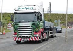 H6971 - PF14 LDN (Cammies Transport Photography) Tags: road truck emma suzanne lorry eddie scania esl widnes ditton ldn stobart eddiestobart r450 pf14 h6971 pf14ldn