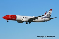 LN-DYP LMML 27-06-2015 (Burmarrad (Mark) Camenzuli Thank you for the 18.9) Tags: cn aircraft air norwegian airline shuttle boeing registration lmml 7378jp 39047 27062015 lndyp