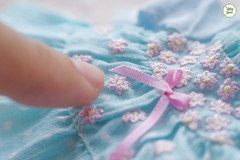 Embroidery Dresses (Ylang Garden) Tags: embroidery dress latiyellow pukifee handmade lace