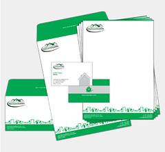 StationeryDesign12 (Logo For Work) Tags: stationery businesscard logo letterheads complimentsslips emailsignatures brandedwallpapers screensavers image creators branding graphic design services