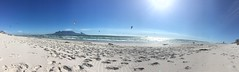 Second home (rjmiller1807) Tags: mountain tablemountain tablebay sea atlantic blouberg bloubergstrand windsurfing kitesurfing kites blue 2017 february panorama pano footprints