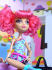 The Queen of Her Room (Mus Parvulus) Tags: monsterhigh mh howleen danceclass ikeaspexa doll