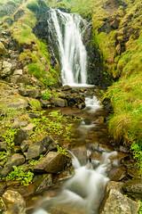 Stanbury Waterfall (adiej62) Tags: waterscape nt nationaltrust rocks cornwall uk longexposure blur