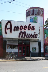 amoeba music (helium heels) Tags: sf sanfrancisco california ca city travel vacation usa records northerncalifornia cali digital canon photography eos rebel xt bay us photo unitedstates photos visit tourist haight haightashbury bayarea sanfran canonrebel nocal traveling amoeba canonrebelxt ashbury digitalphotography upperhaight thehaight adventurecitybythebay