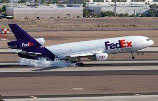 FedEx MDD / Boeing MD-10 N570FE KPHX 30MAY13