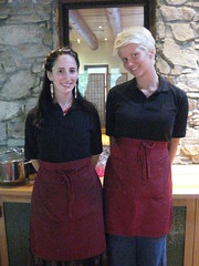 Servers at Tassajara