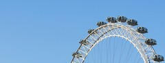 London, Flaming June (Acid-47) Tags: london wheel londoneye capsule landmark iconic 2013