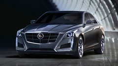 All-New 2014 Cadillac CTS Sedan (www.Boxfox1.com) Tags: auto car sedan gm cadillac american cts 2013