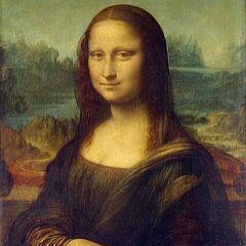 لوحة الموناليزا ------دافنشي
