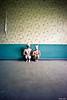 LeChien&LaCochonne (Arthur Janin.) Tags: auto leica boy wallpaper portrait urban woman man girl female nude arthur mask nu voigtlander wide freak topless 12mm f56 animaux exploration ultra masque m9 heliar janin urbex tordu catholique pensionnat laurène