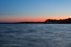 Dreams (Thomas Gillen Photography) Tags: pink blue sea summer sky newyork seascape water canon landscape photography bay photo postcard awesome fineart great picture august pic longisland northfork suffolkcounty peconicbay aquebogue thomasgillenphotography