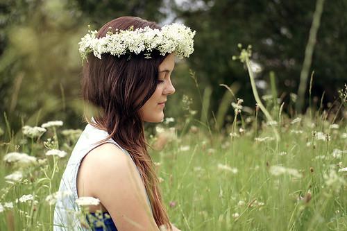 flowergirl ^.^