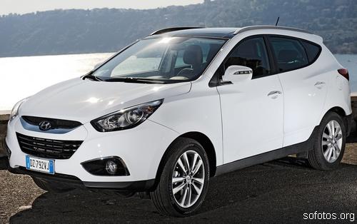 Hyundai ix35 branco