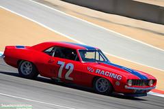 1969 Chevrolet Camaro (Explored) (autoidiodyssey) Tags: california usa cars chevrolet 1969 race vintage monterey camaro transam lagunaseca montereyhistorics stevelink 2012rolexmontereymotorsportsreunion