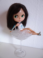 That's what Martini glasses were made for