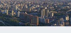 Beijing Panorama 3 (~~Olivia ZZ~~) Tags: city sunset panorama scenery horizon beijing        beijingpanorama