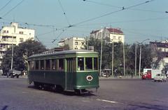 Once upon a time - Yougoslavia (Serbia) - Beograd / Belgrade / Belgrado (railasia) Tags: serbia belgrade sixties metergauge routen4