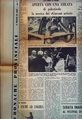 1969-ALLE FORNACI DI CUNARDO-MOSTRA DEI GIOVANI ARTISTI