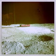 IMG_1108 (hans.hirsch) Tags: moon lune mond hans basel luna tintin ho 187 landschaft institut ausstellung hirsch ferrovia rakete schienenbus h0 triebwagen märklin autorail diesl pataphysik isebahn pataphysiches pataphysische topologien pataphisca