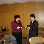 Korea Delegation 2004