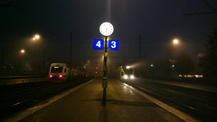 Helsinki railway station: 4 3 (hugovk) Tags: cameraphone autumn 3 station finland nokia helsinki october 4 railway hvk syksy kluuvi carlzeiss 808 southernfinland 2013 hugovk geo:country=finland camera:Make=nokia exif:ISO_Speed=800 exif:Focal_Length=80mm pureview exif:Flash=offdidnotfire exif:Exposure_Bias=1 exif:Aperture=24 nokia808pureview exif:Orientation=horizontalnormal exif:Exposure=133 camera:Model=808pureview uudenmaanmaakunta geo:locality=helsinki geo:county=uudenmaanmaakunta geo:region=southernfinland geo:neighbourhood=kluuvi helsinkirailwaystation43 meta:exif=1382892332