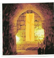 Moshiach in the arch of the tunnel beneath the Western Wall, Jerusalem (winterblossom58) Tags: pierced painting temple hope israel truth worship arch christ god awesome faith jerusalem religion jesus yomkippur tunnel divine holy help sacred jew bible surprised christianity archway messiah awe omg messianic suffering salvation unexpected weeping scripture yeshua emmanuel humble mercy redeemer sacrifice savior jesuschrist prophecy westernwall repentance forgiveness portrayal kingofthejews helper resurrection eternallife wailingwall controversial kotel victorious hashem despised highpriest sonofgod orthodoxjew moshiach atonement religiouspainting yshua intercessor sonofdavid isaiah53 psalm22 religiousjew