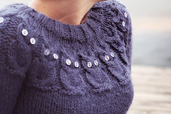 O W L S sweater (Wasel Wasel Crafts) Tags: lana sweater o handmade crafts w knit s yarn jersey l owls bhos