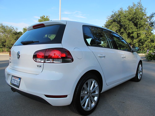 An Auto Journalist Buys His Own 2013 VW Golf TDI
