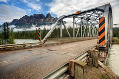 Castle Bridge - Banff (Jackpicks) Tags: canada alberta banffnationalpark castlemountain mygearandme