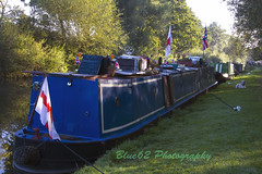 21 Trent and Mersey Canal (blue62photography) Tags: morning landscape derbyshire scenic calm canals narrowboats blue62